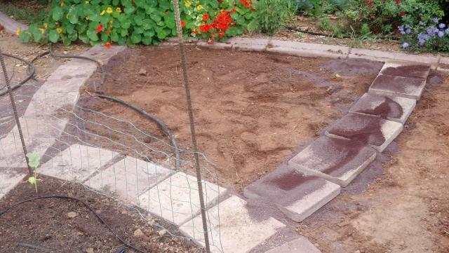 Garden Guru AZ Front Yard Planting Area